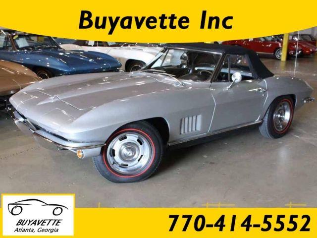 Chevrolet Corvette Silver For Sale S - Buyavette car show