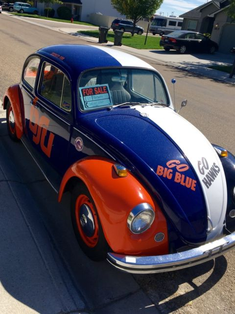 Volkswagen Beetle Clic Coupe 1967 Custom For 117435472 Volkwagen Boise Paint Job