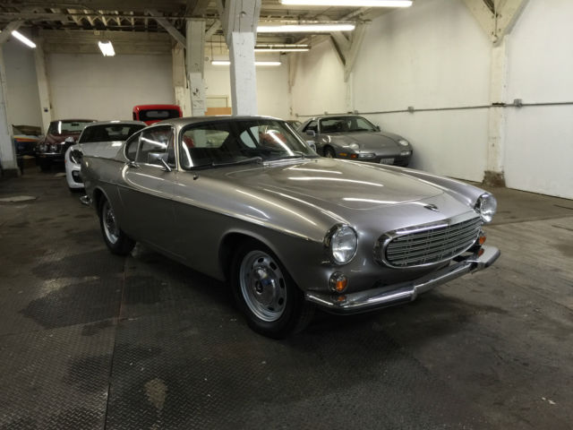 Volvo Other Coupe 1967 Silver/Gold For Sale. 1967 Volvo P1800 66,000 Miles Stored over 25 years ...