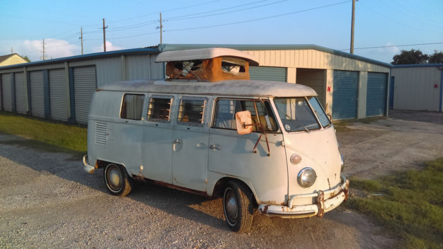 Volkswagen Bus Vanagon 1967 White For Sale 237020785 1967