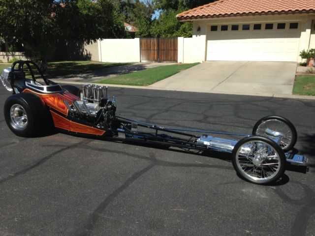 Other Makes Front Engine Dragster Front Engine Dragster