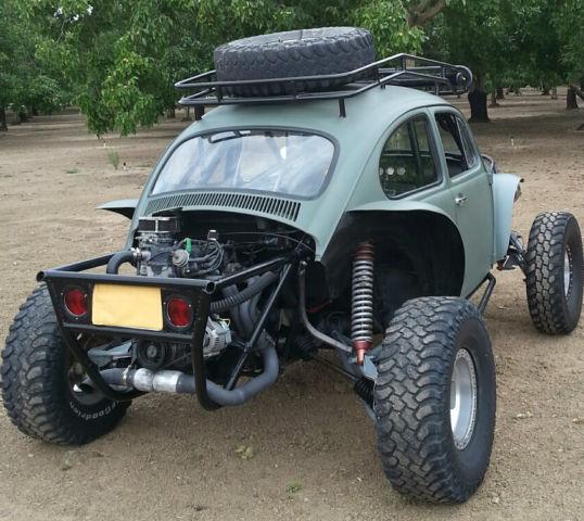 Volkswagen Beetle - Classic 1968 For Sale. 118980853 1968 Baja Bug