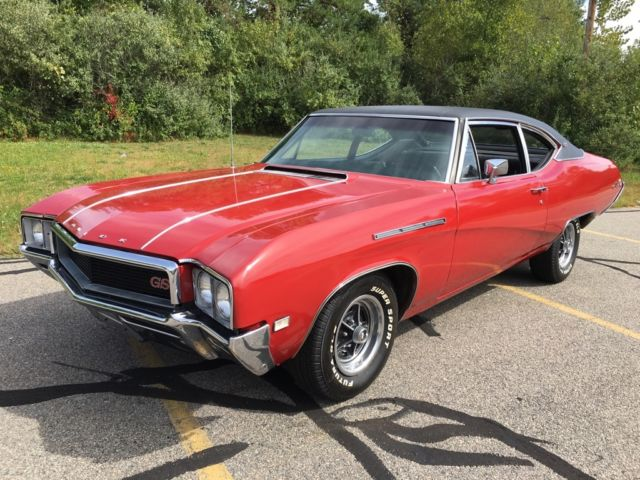 Buick Skylark COUPE 1968 GORGEOUS RED For Sale. 1968 BUICK ...