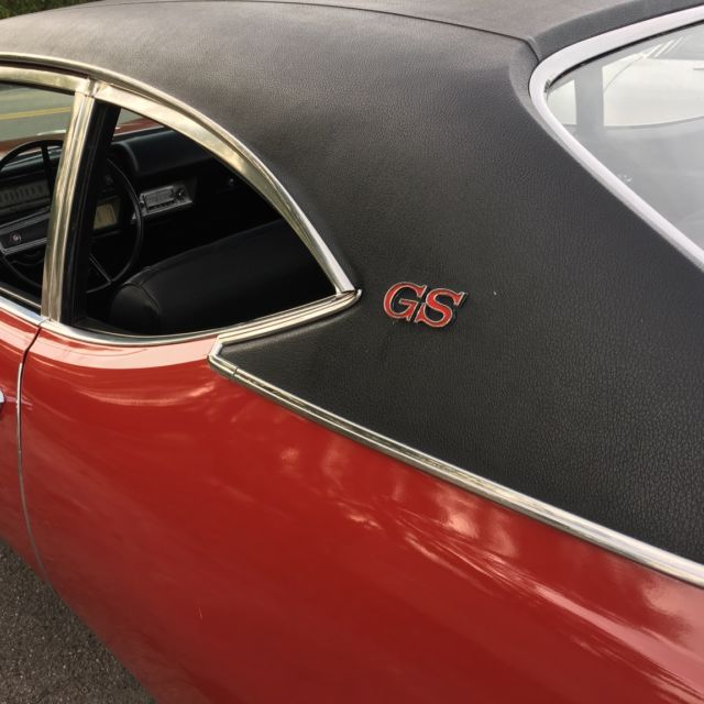 Buick Skylark Gs For Sale: Buick Skylark COUPE 1968 GORGEOUS RED For Sale. 1968 BUICK