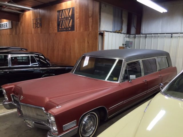 Cadillac Other hearse ambulance 1968 For Sale  1968 Cadillac