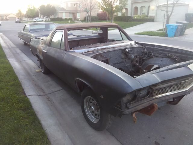 Chevrolet El Camino 1968 For Sale  1968 chevy el camino