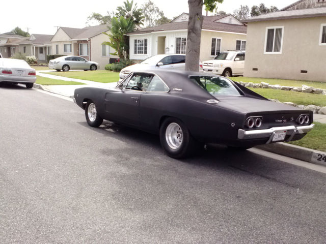 Dodge charger coupe 1968 black for sale xp29f8b25 1968 for Dodge motors for sale