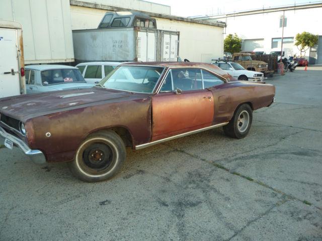 Dodge Coronet 2 door HT 1968 Red For Sale. WS26L8G269061 ...