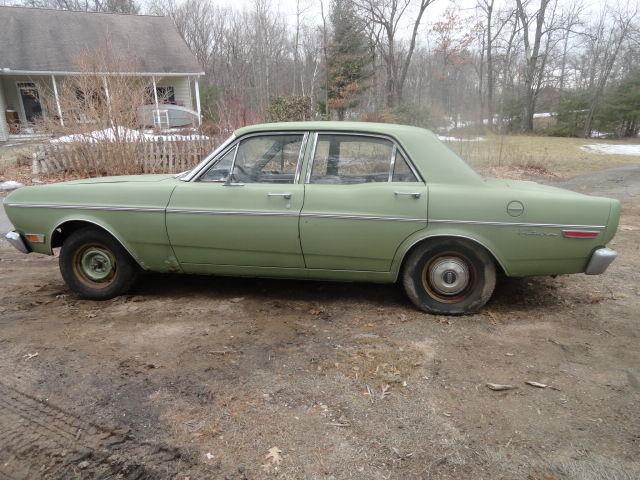 8e4d6248 Ford Falcon U/K 1968 Brown For Sale. 1968 Ford Falcon Base 3.3L @00 ...