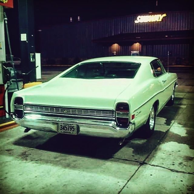 Ford Galaxie Fastback 1968 Green For Sale. 1968 Ford