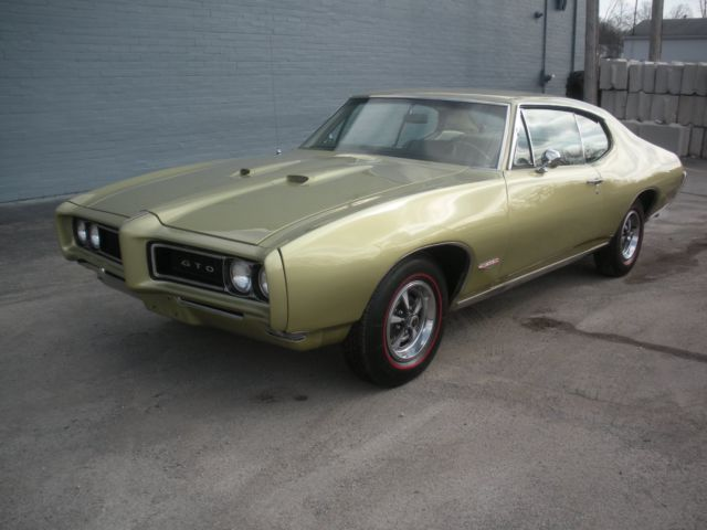 1968 Pontiac GTO | Cars: BOP GM | Pinterest | Cars