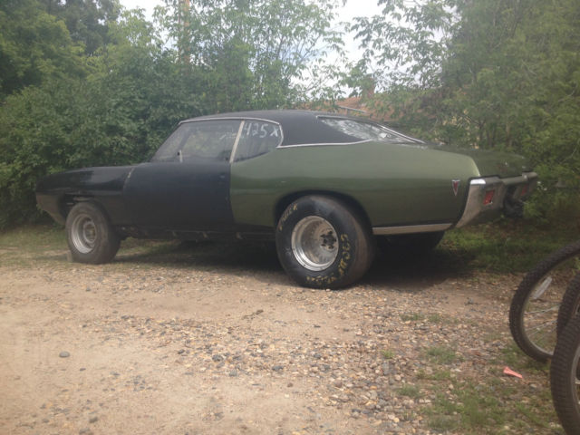Classic Cars For Sale Mn >> Pontiac GTO Coupe 1968 originally green For Sale. 1968 GTO Rolling Chassis Drag car
