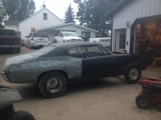 Pontiac Gto Coupe 1968 Originally Green For Sale 1968 Gto