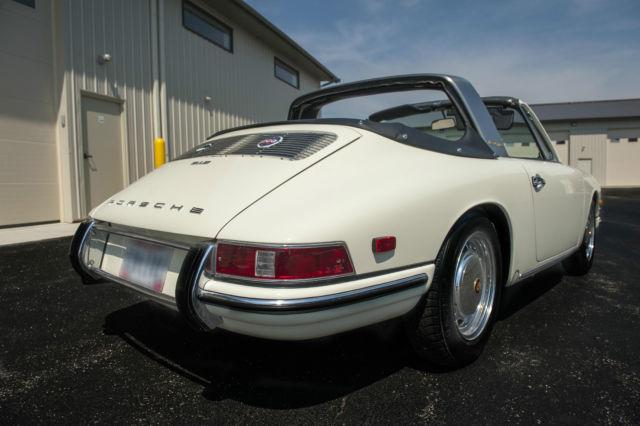 Used Porsche 911 For Sale >> Porsche 912 Targa 1968 Light Ivory For Sale. 1968 Porsche ...