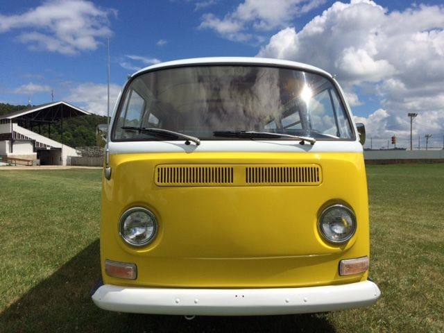Volkswagen Bus/Vanagon 1968 Yellow/ White For Sale. 238192023 1968 VW Bus Type 2 Bay Window ...