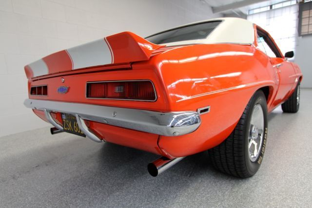 chevrolet camaro coupe 1969 orange for sale 1969 camaro match 39 s 327 factory hugger orange 100. Black Bedroom Furniture Sets. Home Design Ideas