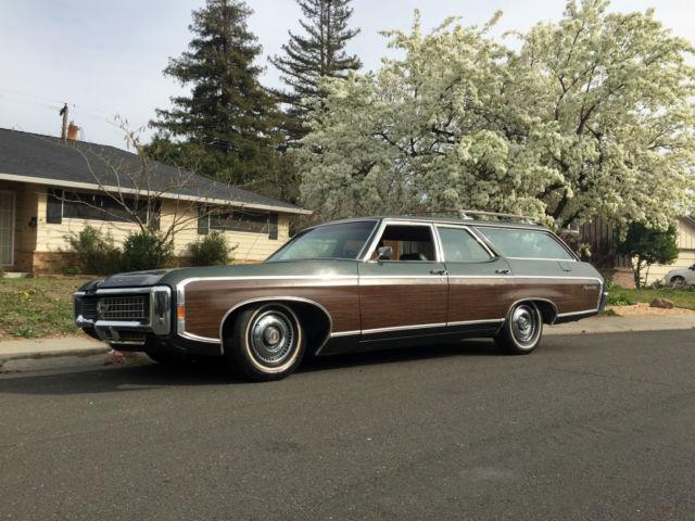 Sacramento Used Cars >> Chevrolet Caprice Wagon 1969 Green For Sale. 166469C039226 1969 Chevrolet Kingswood Estate Wagon