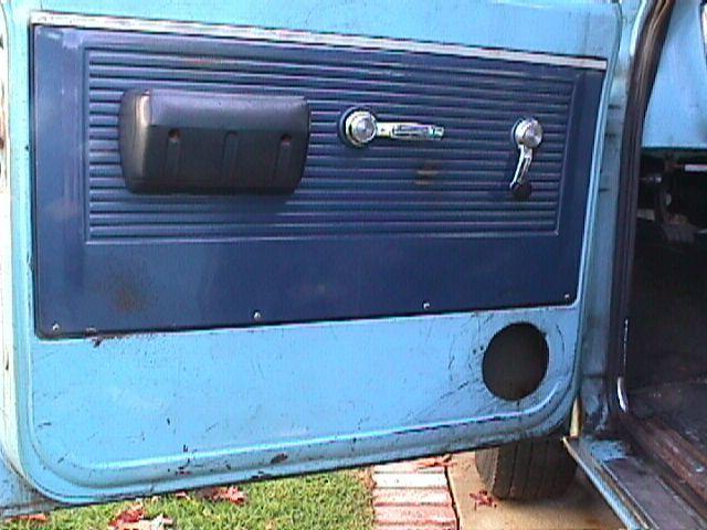 Chevrolet Suburban STATION WAGON 1969 WHITE SKY BLUE For Sale