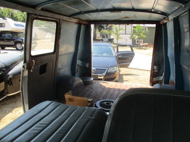 Chevrolet G20 Van Shorty Van 1969 White For Sale. 1969 ...
