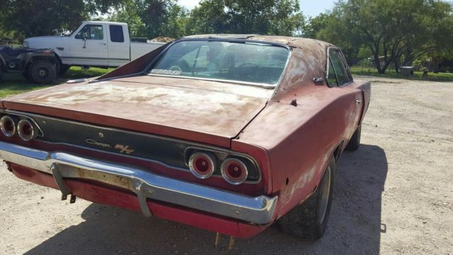 Dodge Charger Coupe 1969 Orange For Sale Xp29g9b379572
