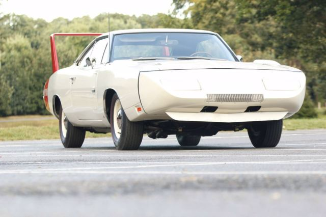 Dodge Daytona Coupe 1969 White Red For Sale Xs29l9b38 1969