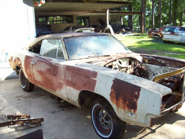 Dodge Charger Hardtop 1969 For Sale. XP29H9B277558 1969