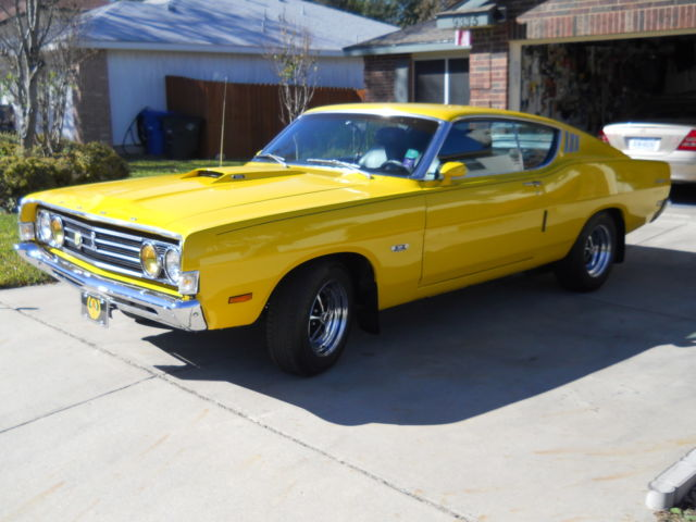 For Sale 1969 Ford Fairlane GT