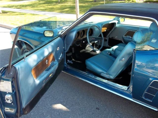 Ford Mustang Hardtop 1969 Acapulco Blue For Sale ...1969 Mustang Coupe Blue