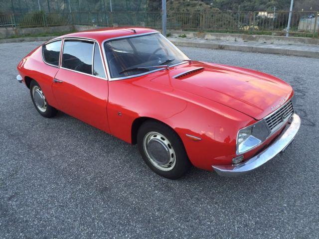lancia fulvia coupe 1969 red for sale. 1969 lancia fulvia sport