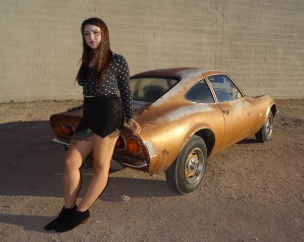Opel Other corvette styling 1969 Aztec Gold For Sale ...