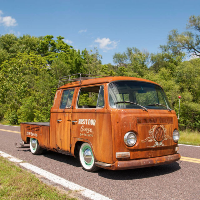 f5ff9ccc96 Volkswagen Double Cab Pickup Extended Cab Pickup 1969 Patina For Sale.  269206737 1969 Volkswagen Double Cab Pickup