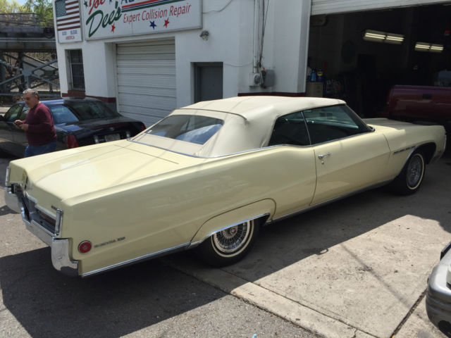 Buick Electra Convertible