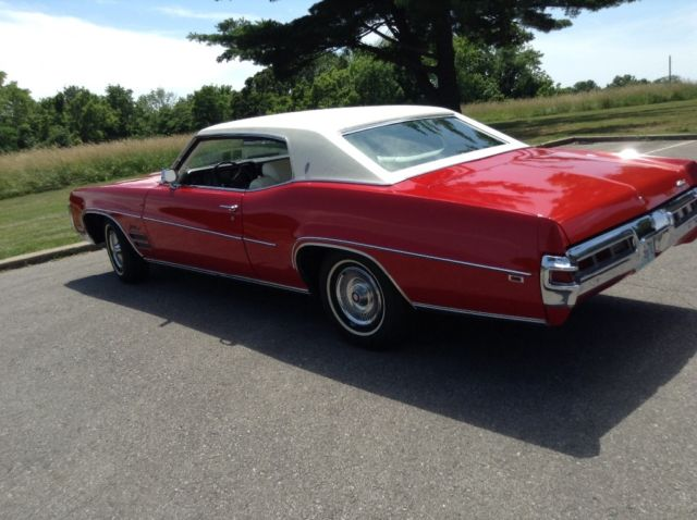 buick other coupe 1970 red with white vinyl top for sale 466370x166927 1970 buick wildcat 2. Black Bedroom Furniture Sets. Home Design Ideas