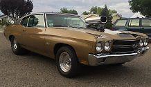 Chevrolet Chevelle Hardtop 1970 Gold For Sale  1363701554383 1970