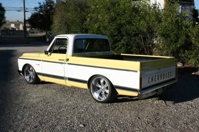 Chevy C Cst Shortbed Pick Up Gmc Cheyenne