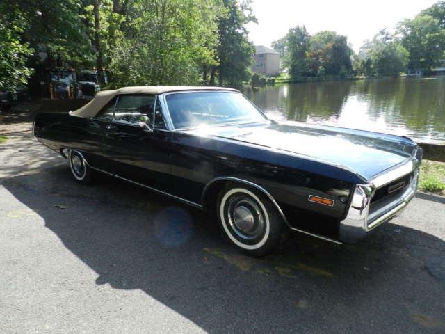 1970 Chrysler 300 Convertible For Sale: Chrysler 300 Series Convertible 1970 Black For Sale