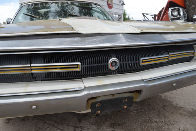 1970 Chrysler 300 Convertible For Sale: Chrysler 300 Series 1970 White For Sale. CM27T0C100628