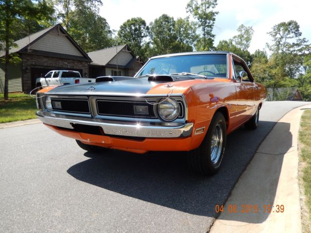 1970 Dodge dart swinger for sale