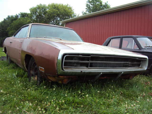 Dodge Charger Coupe 1970 White For Sale Xp29gog171938
