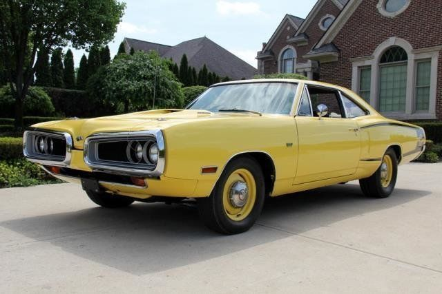 Dodge Other Coupe 1970 Yellow For Sale  1970 Dodge Super bee