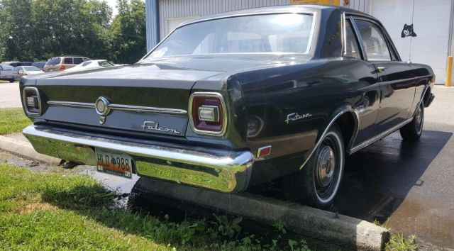 Ford Falcon Coupe 1970 Green For Sale  FOK20T186395F 1970