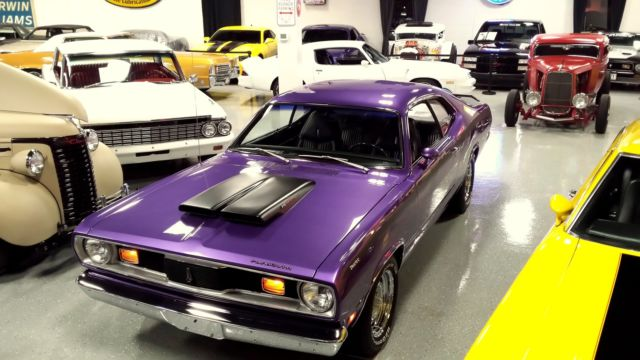 Plymouth Duster Coupe 1970 Plum Crazy For Sale 2323232