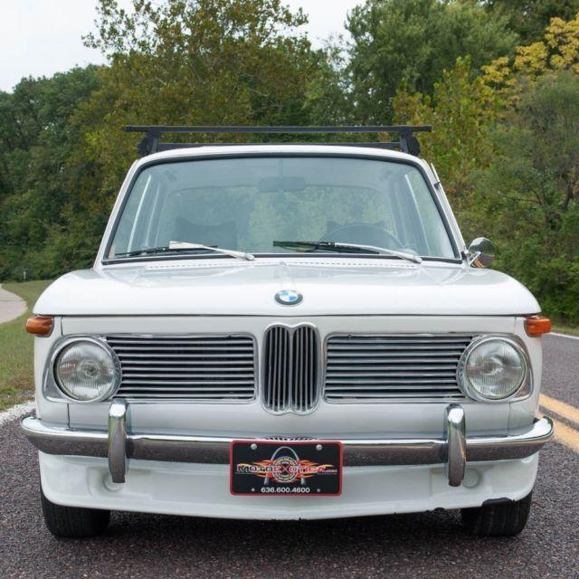 Bmw 2002 Coupe 1971 White For Sale 2575433 1971 Bmw 2002 California Bmw Recent Restoration