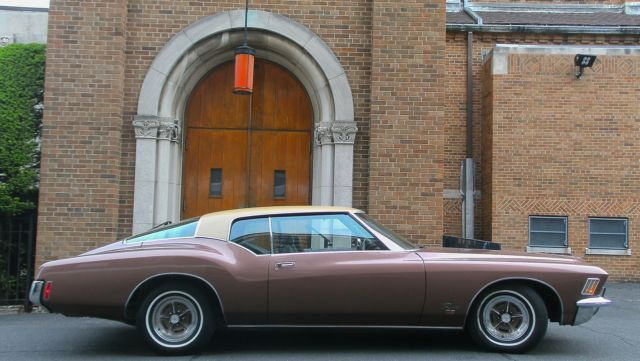 Buick Riviera Boat Tail Gs Floor Shifter Loaded W Options Ac Gorgeous A on Car Gas Exhausts