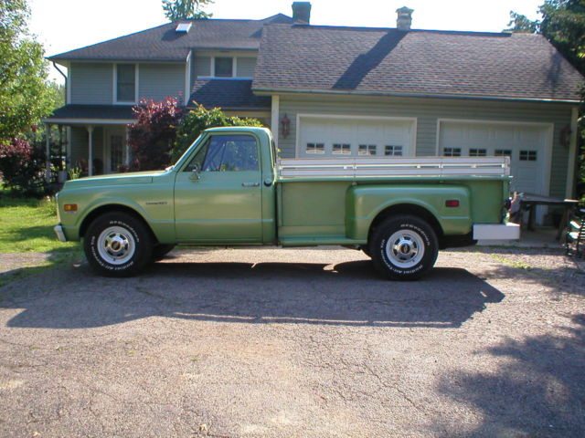 Jake Sweeney Used Cars >> Chevrolet Other Pickups Standard Cab Pickup 1971 light ...