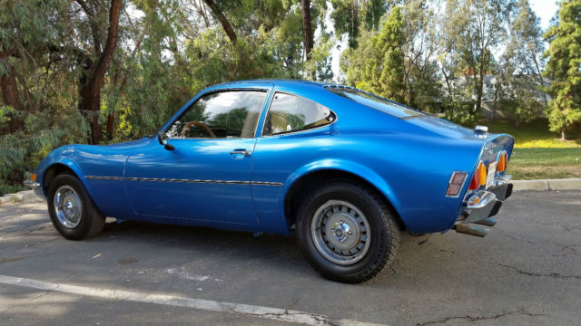 opel other coupe 1971 blue for sale 772350756 1971 opel gt 1 9 1900 4 cylinder manual. Black Bedroom Furniture Sets. Home Design Ideas