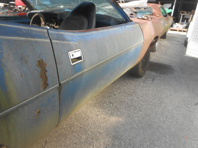 Plymouth Barracuda 1971 Blue For Sale  BH23G1BXXXX 1971