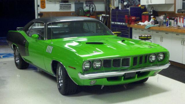 Metro Cars Detroit >> Plymouth Barracuda 1971 Sassy Grass For Sale. BS23N1B 1971 ...
