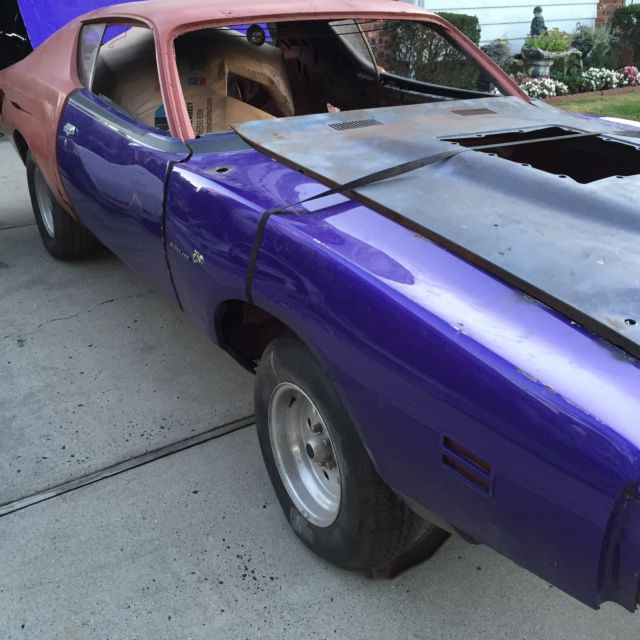 Dodge Charger Coupe 1971 Purpule For Sale. 1971 Superbee