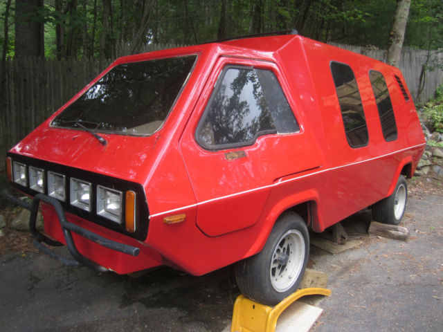 Volkswagen Other Van Camper 19710000 Red For Sale. 999999 1971 VW Phoenix Van Conversion ...